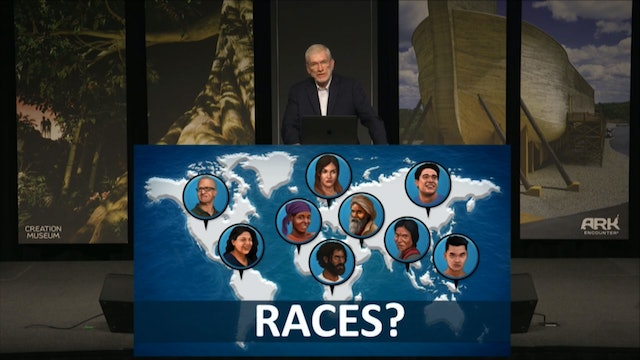 "The Biblical Response to the Current ""Race"" Issues Gripping Our Nation"