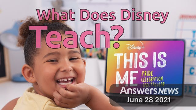 6/28 What Does Disney Teach?