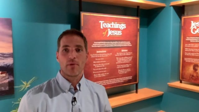 Jesus' First Signs