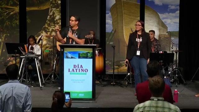 Día Latino Dominican Republic Band