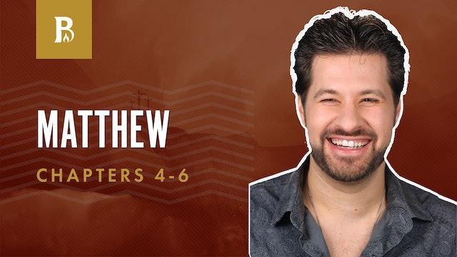 How Do We Pray?; Matthew 4-6