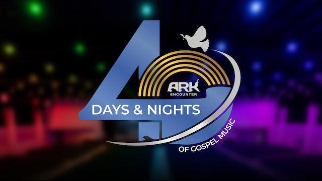 Enjoy 40 Days and 40 Nights of Gospel Music - Ark Encounter: Aug 2 - Sep 10...