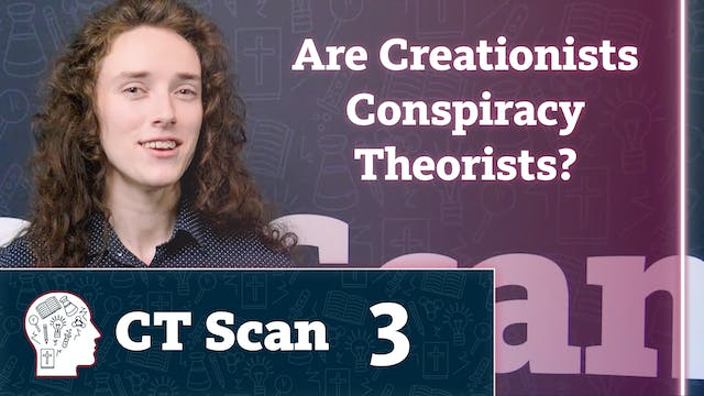 Are Creationists Conspiracy Theorists?