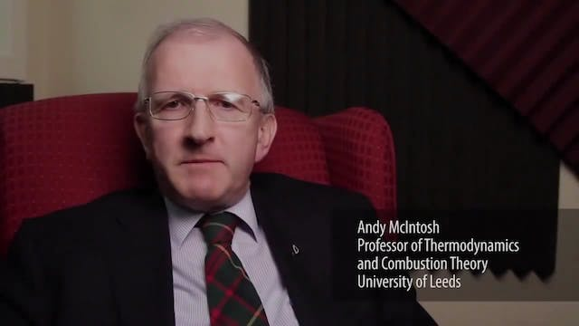 Dr. Andy McIntosh