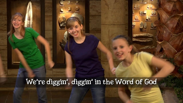 Diggin' Diggin'