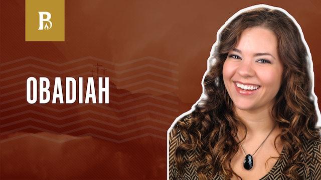 Mountains of Esau; Obadiah
