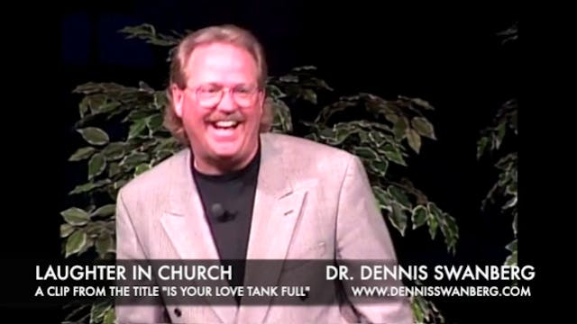 Laughter in Church