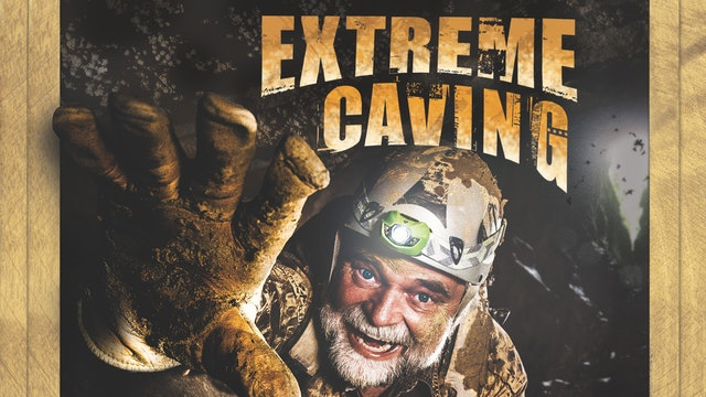 Extreme Caving!