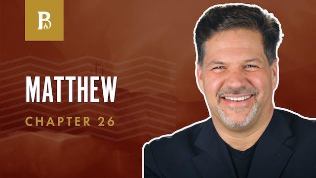 Do We Listen To God?; Matthew 26