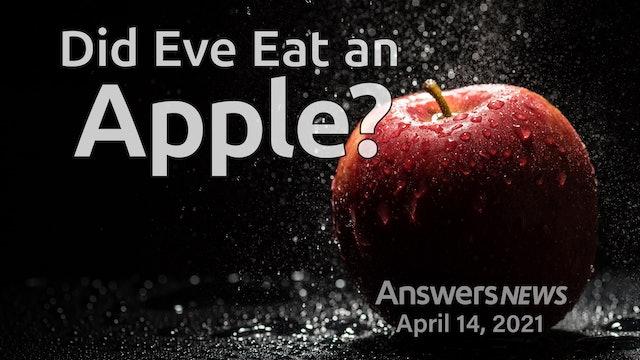 4/14 Did Eve Eat an Apple?