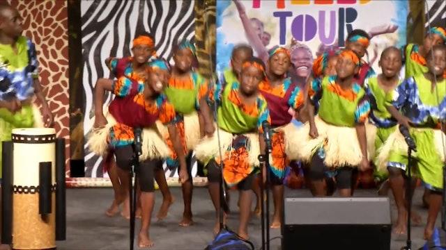 Esangalo Choir from Uganda