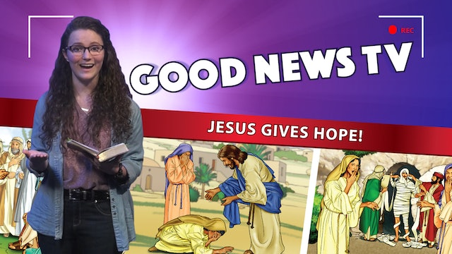 Jesus Gives Hope!