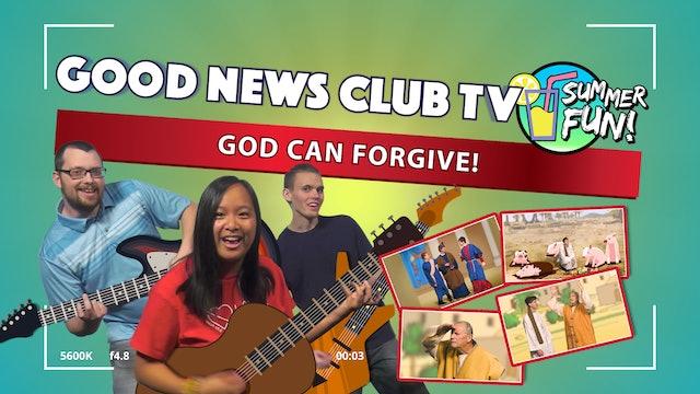 God Can Forgive!