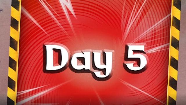 Day 5: Jesus in the Future