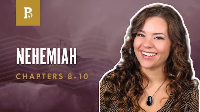 Following God; Nehemiah 8-10