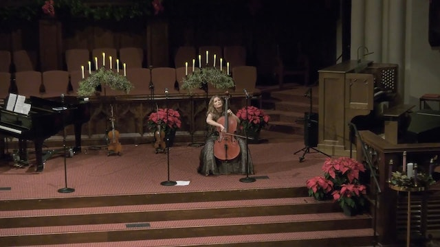 We Three Kings LIVE (Advanced Cello SOLO) - Gaylyn Foto | Arr. by Matt Riley