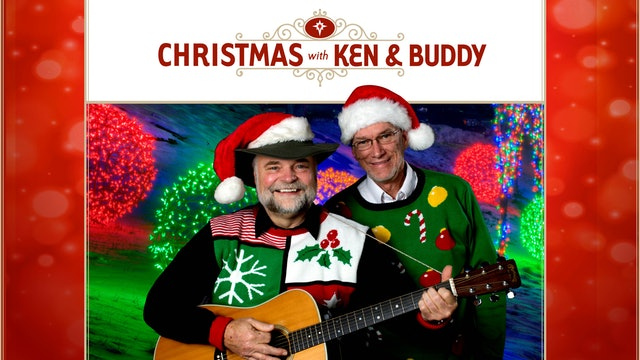 Christmas with Ken & Buddy