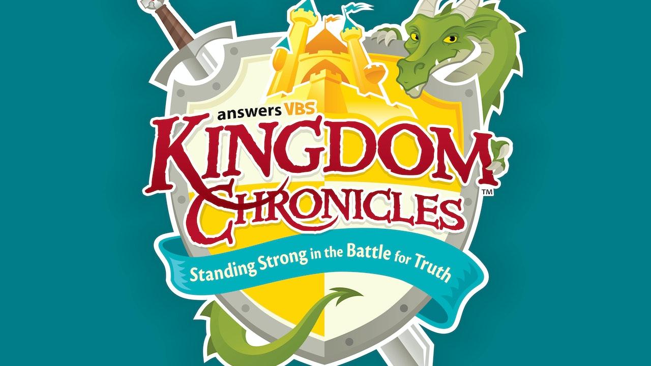 Kingdom Chronicles Traditional Songs