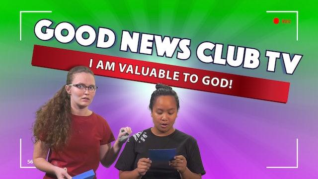 I Am Valuable to God!