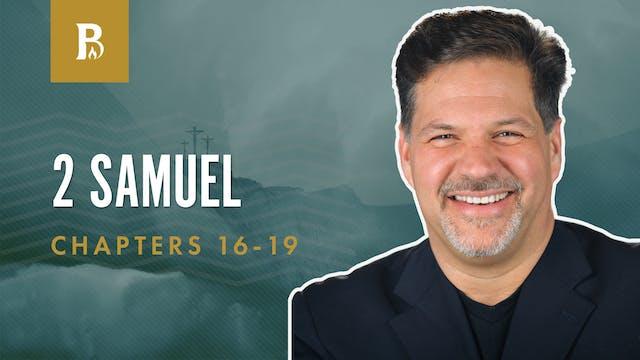 Tragedy; 2 Samuel 16-19