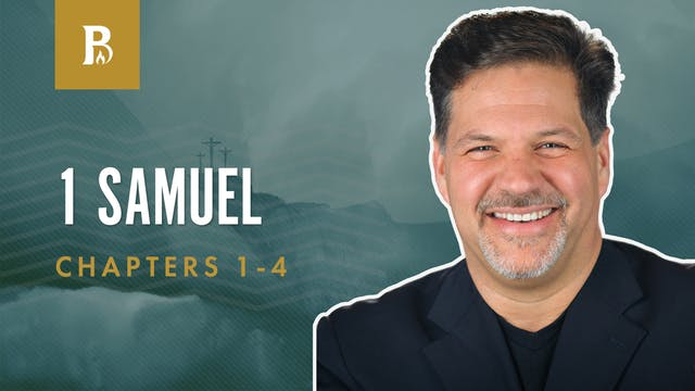 The Call of God; 1 Samuel 1-4