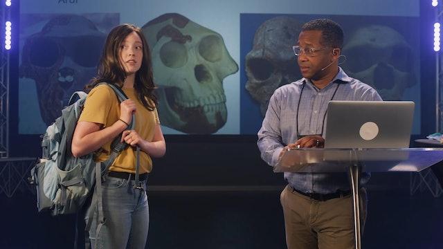 Genesis Impact Movie Clip - Human and Chimp DNA