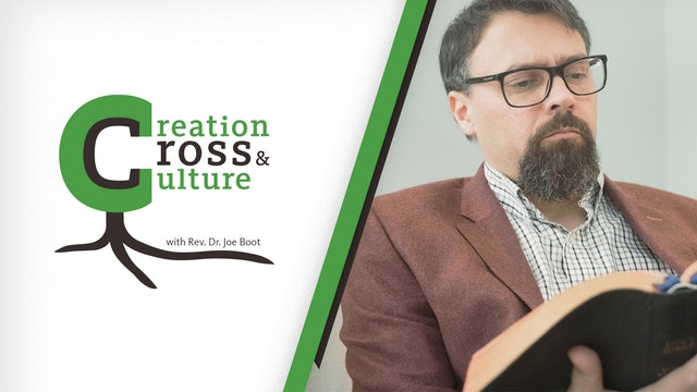 Creation, Cross & Culture