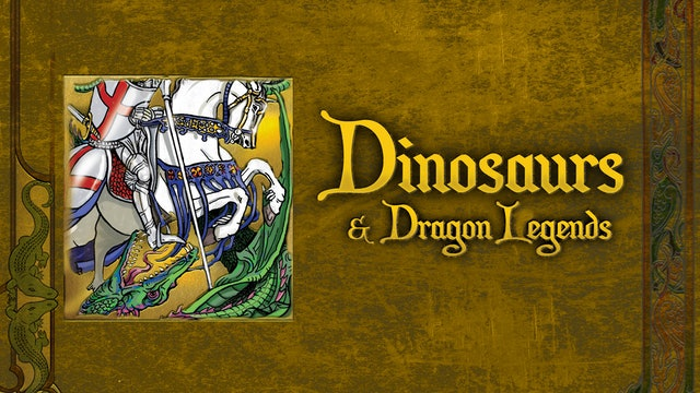 Dinosaurs & Dragon Legends
