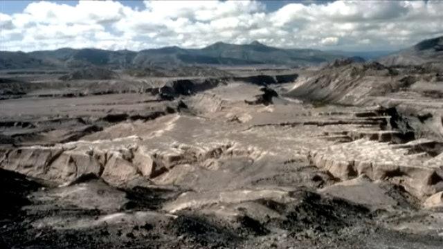 انفجار بركان سانت هيلين
