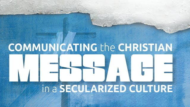 Communicating the Christian Message i...