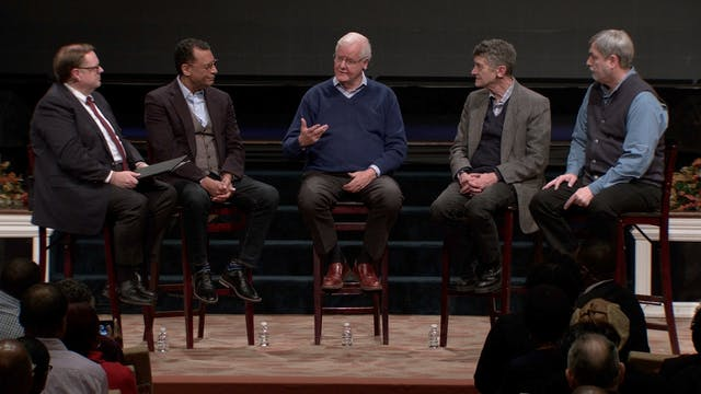 Panel Discussion for The Moses Controversy