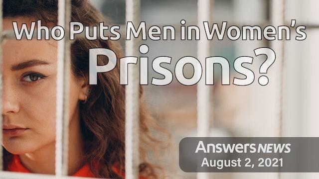 8/02 Who Puts Men in Women's Prisons?