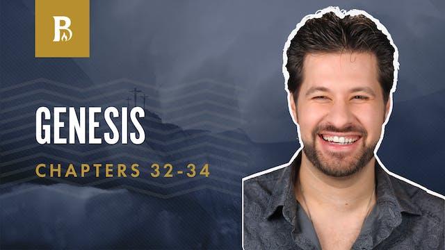 Brothers; Genesis 32-34