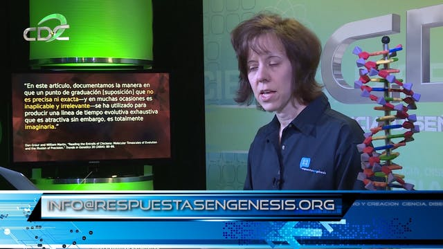 Genética y la Biblia Episodio 13: La ...