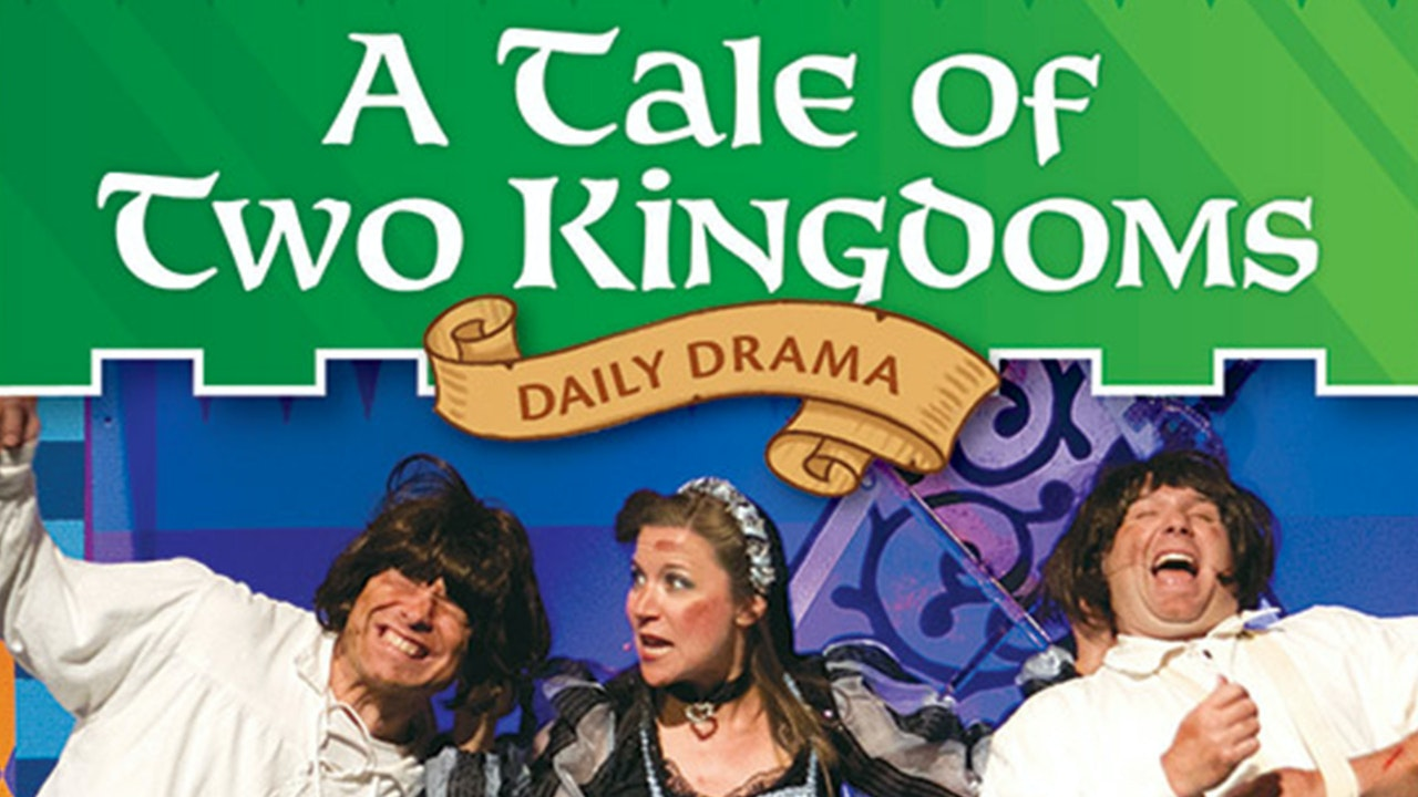 Kingdom Chronicles Daily Drama: A Tale of Two Kingdoms