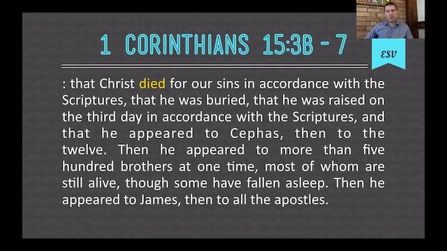 The Resurrection of Jesus (with Simon Turpin)