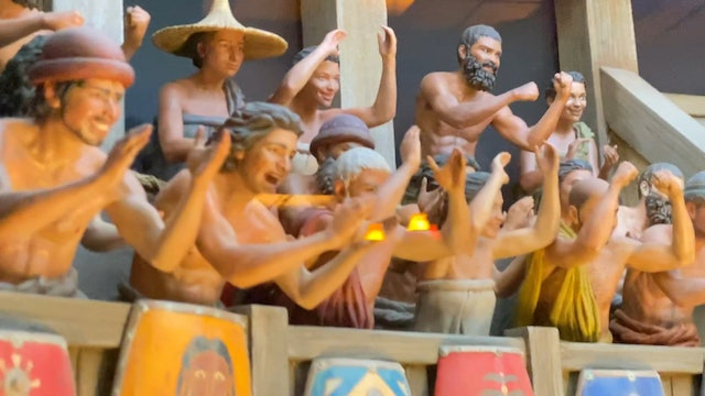 Dioramas Secrets Revealed at the Ark Encounter