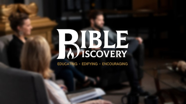 Bible Discovery TV - The Daily Show