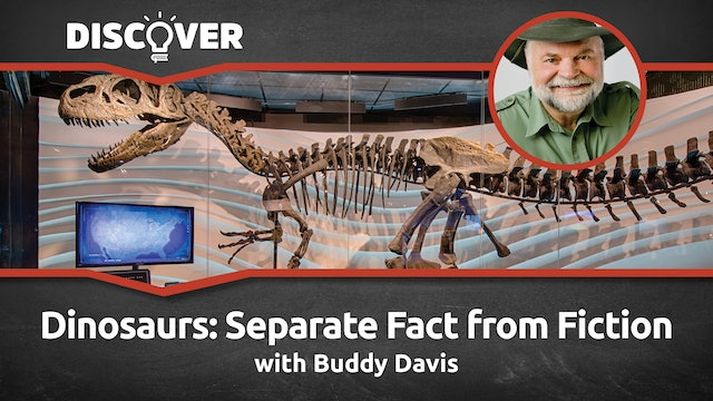 Dinosaur Detective - Separating Fact from Fiction