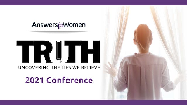 Truth: Answers for Women 2021 - Ken Ham Trailer