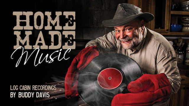 Buddy Davis' Homemade Music