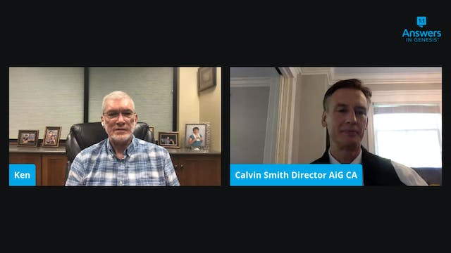 G.R.E.A.T. Q&A with Ken Ham and Calvi...
