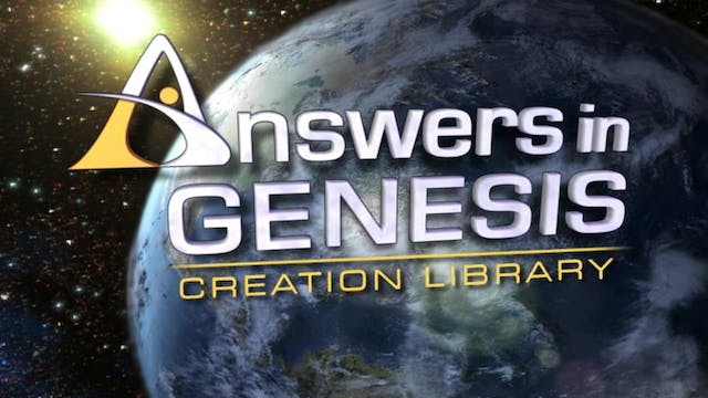 Dinosaurs, Genesis, and the Gospel, P...