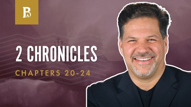 A Change; 2 Chronicles 20-24