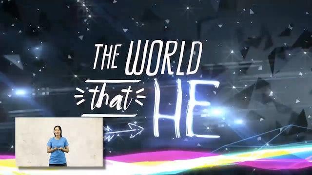 For God So Loved (John 3:16) Picture