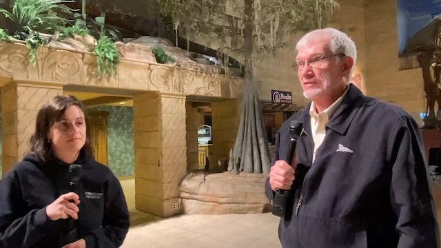 Explore our Indoor Aquarium at the Creation Museum