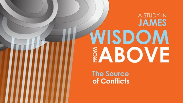The Source of Conflicts