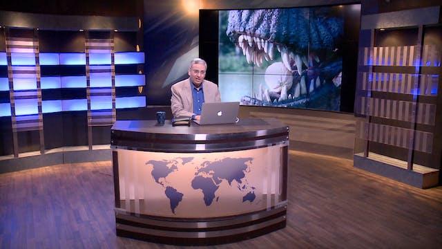 تفسير الحفريات بمفهوم الكتاب المقدس