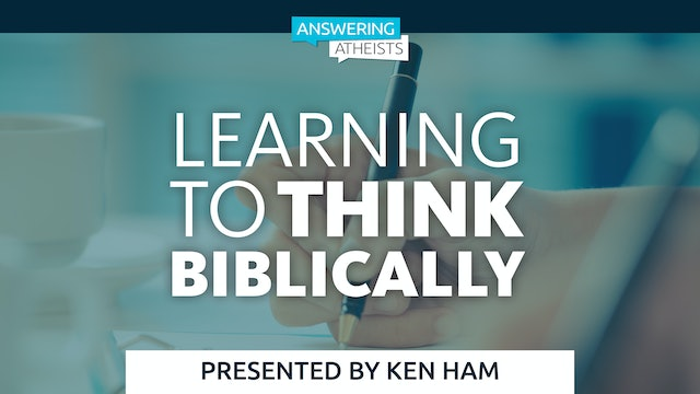 Learning to Think Biblically