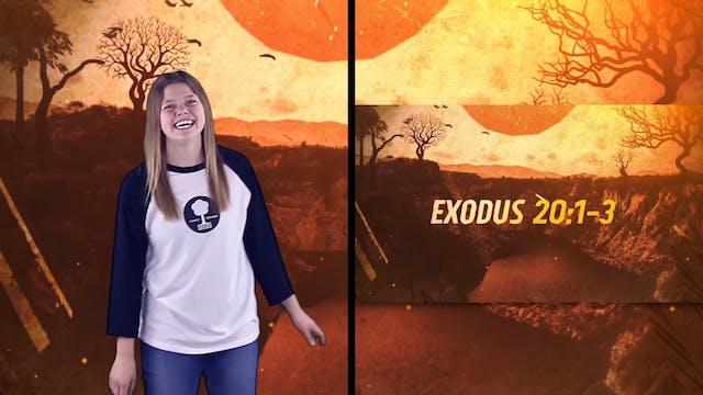 No Other Gods (Exodus 20:1-3)